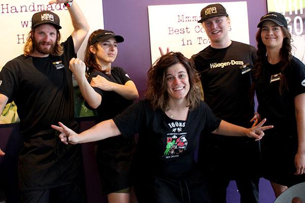 lindsay's staff