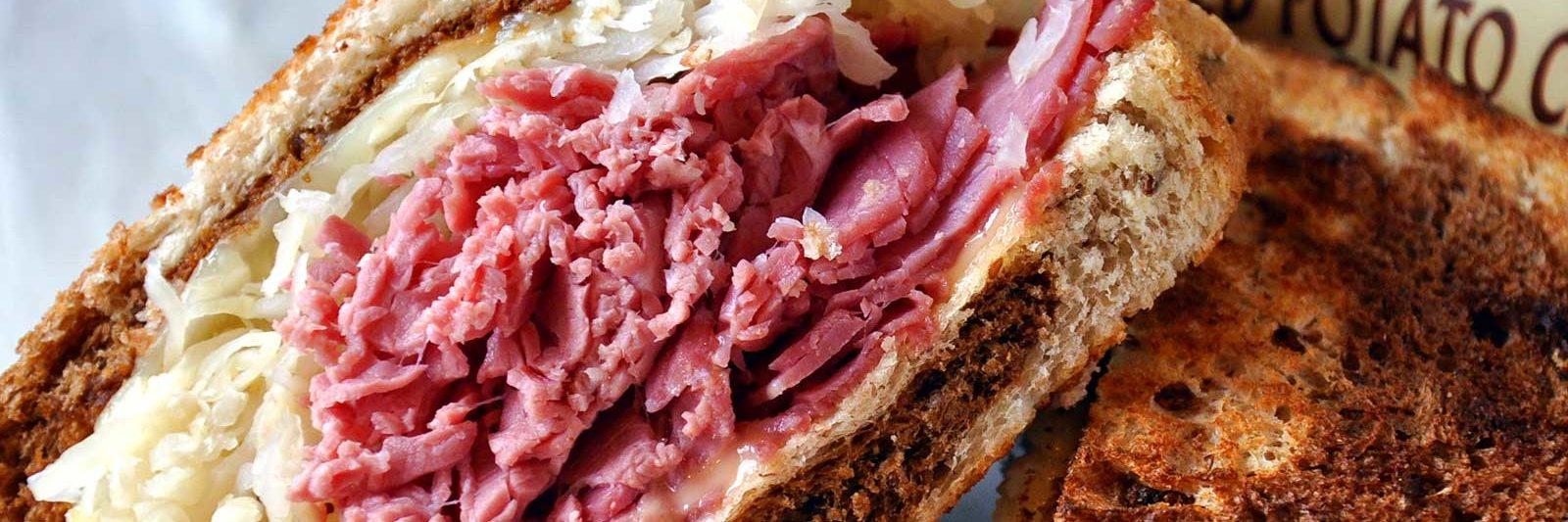 sandwich header